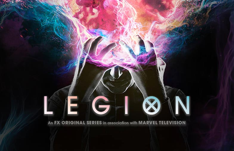 Legion, from Marvel and FX