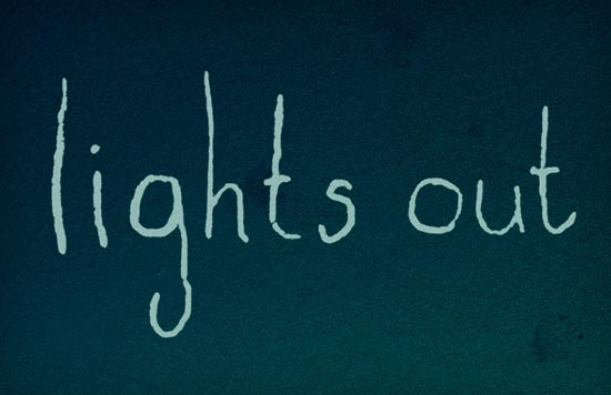 Lights Out producer Lawrence Grey