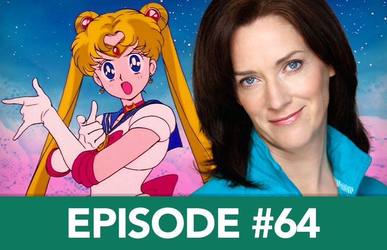 Linda Ballantyne - voice actress, Sailor Moon