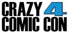 Crazy4ComicCon logo