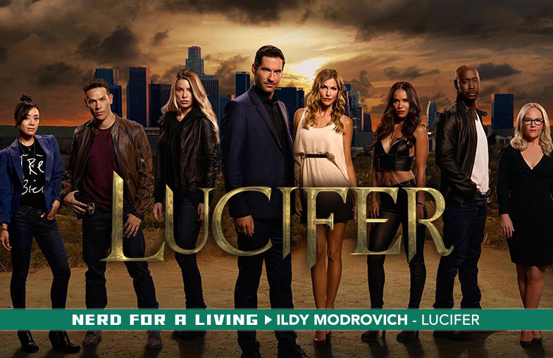 Lucifer Co-Showrunner Ildy Modrovich