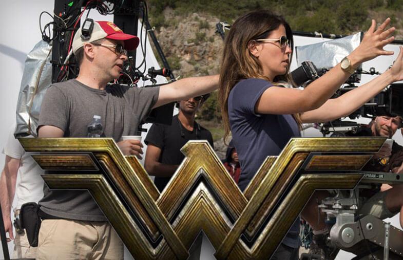 Matthew Jensen - Wonder Woman director of photography