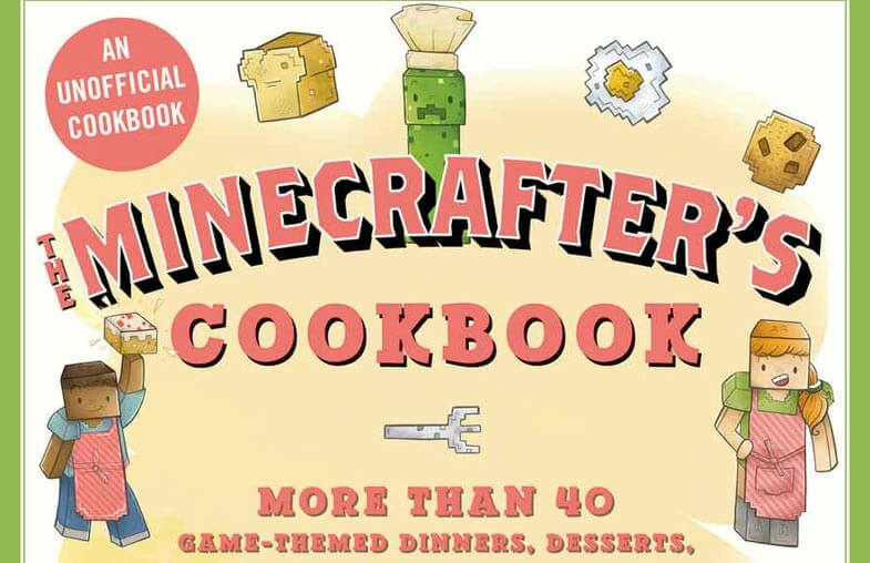 Minecrafter's Cookbook by Tara Theoharis
