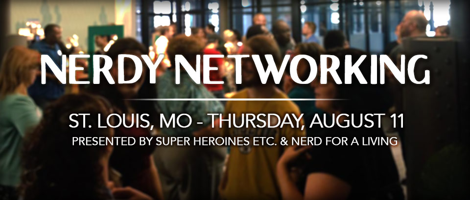 Nerdy Networking - August 11, 2016