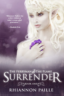 The Ferryman and the Flame Book 1: Surrender