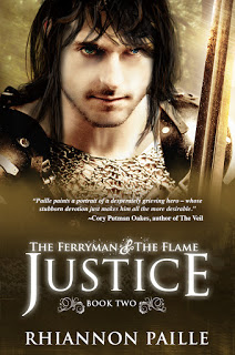 The Ferryman and the Flame Book 2: Justice