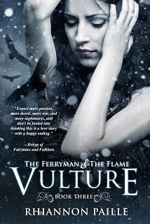 The Ferryman and the Flame Book 3: Vulture