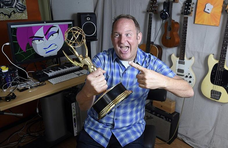 Parry Gripp - Emmy Award