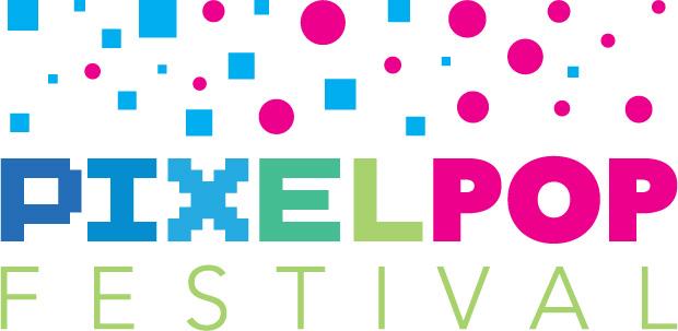 PixelPop Festival logo
