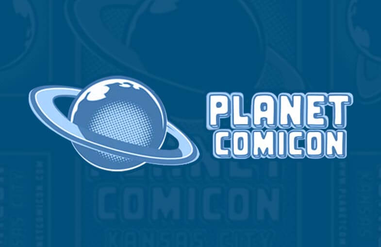 Planet Comicon in Kansas City