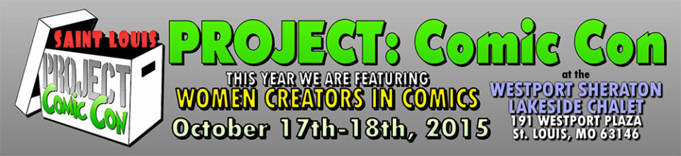 Project: Comic Con in St. Louis