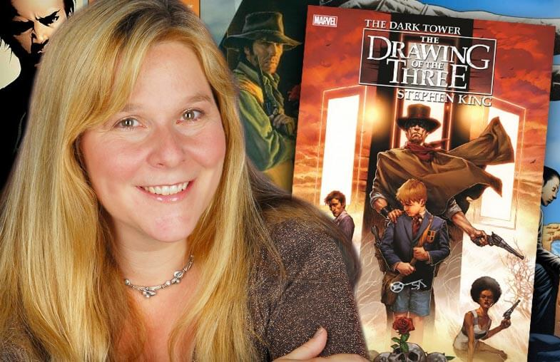 Robin Furth - The Dark Tower comics and concordance