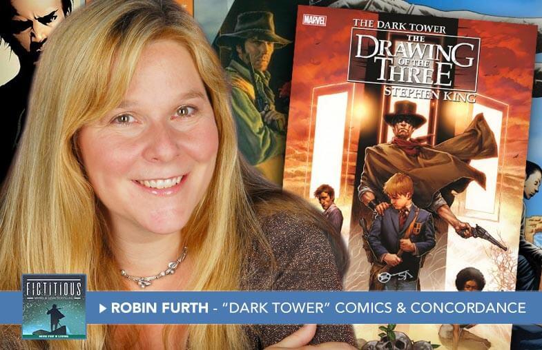 Robin Furth - The Dark Tower
