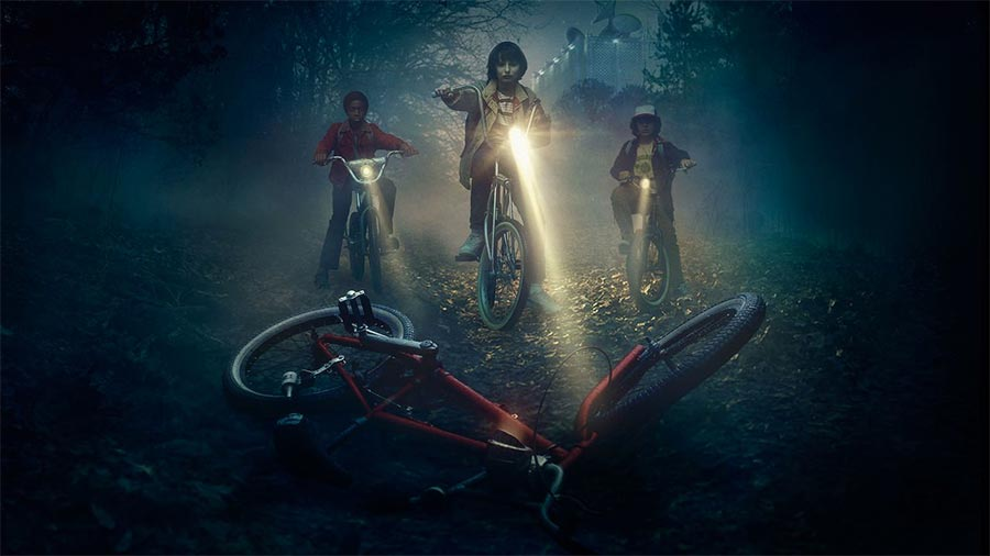 Stranger Things - Will's Bike