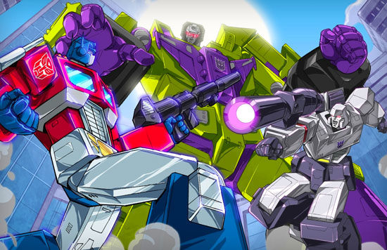 Writing for Video Games with Andy Schmidt - Transformers: Devastation