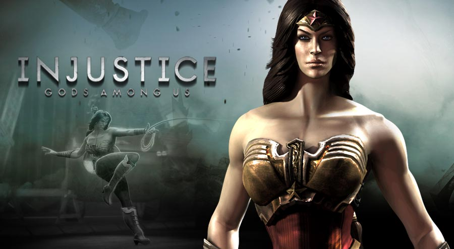 Wonder Woman: Injustice - Gods Among Us